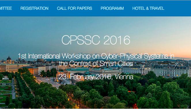 CPSSC 2016 @ SE 2016