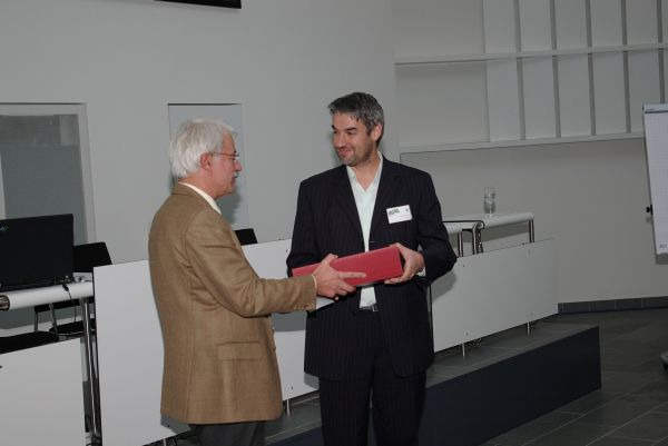 MetriKon 2009 Best Paper Award & Best Speaker Award goes to TU München