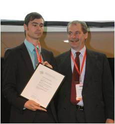 Manuel Junoy Memorial Prize auf der FISITA 2010