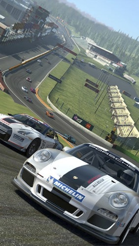 Example Application: Real Racing 3