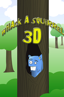 Whack A Squirrel 3D